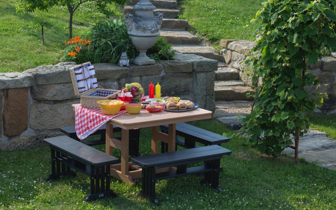 Défi antigaspi de mars : manger en extérieur !